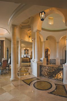 | The Gray Residence with Mediterranean Style Interior | ©
