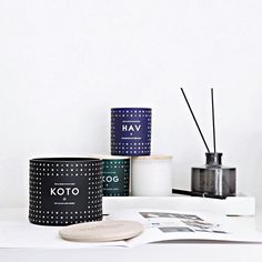Another beautiful image from photographer and collaborator Katerina at @onlydecolove #koto #HAV #nat #skog
