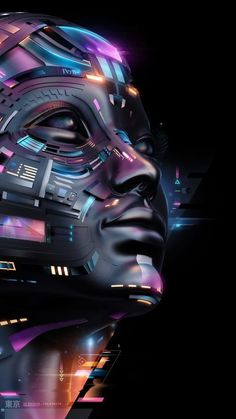 This Artist Made Some Official 'Ghost In The Shell' Illustrations, And They're Epic – Technology Updated Ideas Der Joker, Unity 3d, Cool Wallpapers For Phones, Phone Wallpapers, Cyberpunk Art, Ghost In The Shell, Mobile Wallpaper, 3d Wallpaper For Phone, Wallpaper Keren