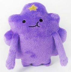 Lumpy Space Princess Plush