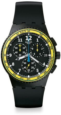 Swatch SUSB404 watch - Surfing The Wave - Sifnos