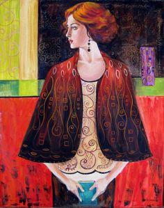 O livro de bolso azul,  2009 Oksana Grineva (Rússia, radicada nos EUA) óleo sobre tela, 60 x 75 cm Oksana Grineva  -