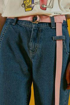 91a97235a29 Korean fashion brand Ader Error does boxy polo shirts