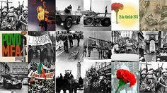 Memórias do 25 de Abril - Narrativa Diária