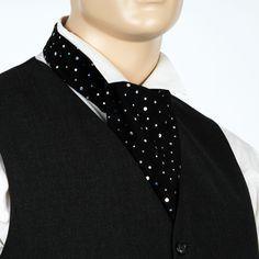 Krawattenschal Pling - Manufaktur 512 - Einzigartige #Accessoires in #Handarbeit. +++ #Krawattenschal…
