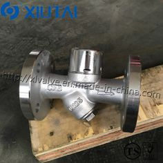 Stainless Steel Flanged Thermodynamic Steam Trap (Y-type) on Made-in-China.com