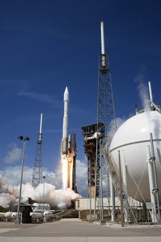 United Launch Alliance and Orbital ATK launched the OA-7 Cygnus mission to the International Space Station (ISS) on Tuesday. Flying atop an Atlas V rocket, Cygnus departed the SLC-41 pad at Cape Canaveral Air Force Station at the start of a thirty-minute window that opened at 11:11 local time (15:11 UTC).