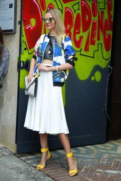 Mis Queridas Fashionistas: Street style: Australian Fashion Week Spring/Summer 14-15