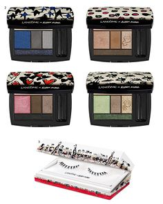 Maquiagem Lancome Alber Elbaz Collection!