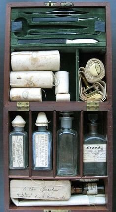 *AMERICAN CIVIL WAR: Doctor's Kit