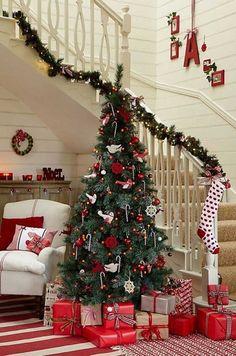 Simply Beautiful Christmas Tree christmas christmas tree christmas ornaments christmas decorations christmas decor decor