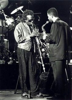 Miles Davis & Kenny love these pants so much                                                                                                                                                     Más