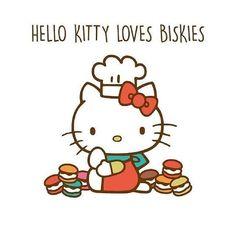 Yuko Shimizu, Japanese Bobtail, Sanrio Characters, Fictional Characters, Bobtail Cat, Hello Kitty Pictures, Hello Kitty Items, Hello Kitty Wallpaper, Chefs