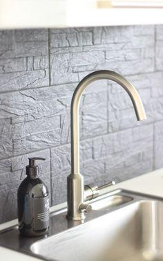 Kitchen tap Decor, Scandinavian Home, Kitchen Taps, Home Decor, Kitchen, Scandinavian, Sink