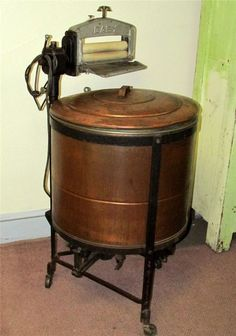 1000 images about vintage washing machines on pinterest washing machines washers and antiques. Black Bedroom Furniture Sets. Home Design Ideas