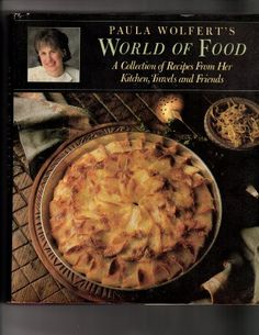 Paula Wolferts world of food: A collection of recipes from her kitchen, travels, and friends by Paula Wolfert 0060159553 9780060159559 Chocolate Custard Recipe, Lactose Free Chocolate, Wonder Pot, Alphabet Pasta, Recipe Fr, Morrocan Food, Gourmet Recipes, Healthy Recipes, Nourishing Traditions