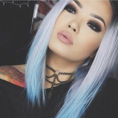 #ICant #IcantEven @staceyanudari is too stunning in #NAOMI lashes.