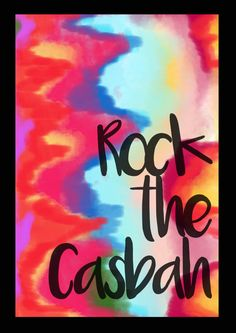 Rock the Casbah by OliviaInTheWild on Etsy