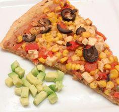 daniel fast pizza