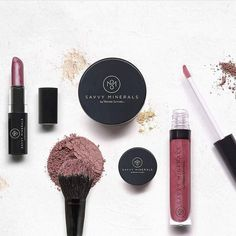 Excited that on top of Young Living's awesome skin care line...they add the Savvy Mineral makeup line!!! #gonatural