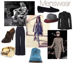 Menswear looks #fashion #appareltherapy