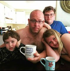 """""""Great Farter...rrraa Father's Day... Happy Father's Day Brothers...""""  - Life of Dad user Michel Paradis"""
