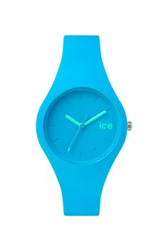 Love Ice-Watch?  Look at ICE ola - Neon Blue . Buy it for 79€ or £61 on Ice-Watch Official Webstore: https://www.ice-watch.com/be-en/ice/ice-ola-p-26725.htm?coul_att_detailID=234&utm_source=SOC_Pinterest&utm_medium=Post&utm_content=Product&utm_campaign=2015-11-12_Product-Pinterest-ALL_ALL