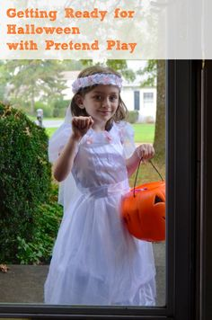 Getting Ready for Halloween with Pretend Play from our Blog Ambassador @Valerie at Inner Child Fun