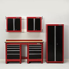 Ordinaire Craftsman Garage Cabinet. | Garage Ideas | Pinterest | Craftsman, Walls And  Storage