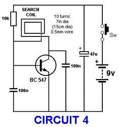 Metal detector gates wiring diagram diy enthusiasts wiring diagrams simple metal detector circuit metal detector circuit with diagram rh pinterest com whites metal detector schematics ccuart Choice Image
