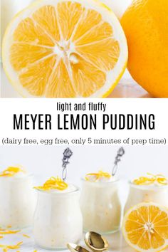 Like sunshine in a cup. Super easy to make. Just 5 minutes of prep. No eggs. No dairy. No refined sugars. Paleo.