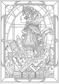 "From ""princess coloring pages"" (which is free, allows pinning, but I suspect they just steal this stuff from various other places)"