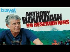 Anthony Bourdain No Reservations S06E25 Madrid - YouTube