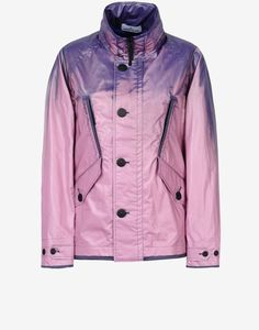 STONE ISLAND MARINA, HEAT REACTIVE THERMO-SENSITIVE MATERIAL - GLOW-IN-THE-DARK PRINT.