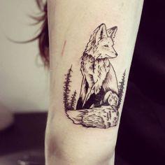 Precyzyjne rysunkowe tatuaże, które wyszły spod ręki Cheyenne - Joe Monster