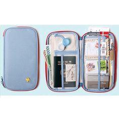 Little Prince B612 Travel Organizer Side Bag Crossbody Wallet Passport Money