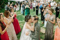 Los 50 besos de boda más románticos Image: 6