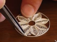 Image result for quilling on pinterest