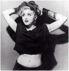 Madonna - Borderline, so wanted to be Madonna growing up, this song was one of my first intros into pop, I was about 13.