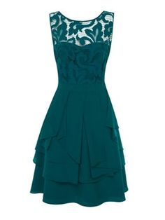 Coast Daymee dress Jade - House of Fraser