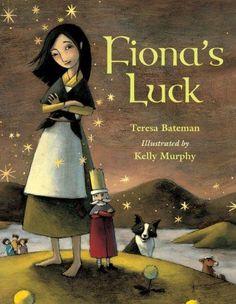 Fiona's Luck Brand  Charlesbridge