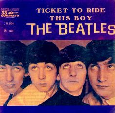 The Beatles - Ticket to Ride and This Boy