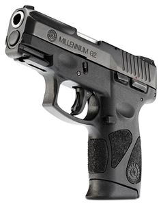 #Taurus Millennium #PT111 G2 #9mm #Polymer #Grip Sub #Compact  With its lightweight 22 oz. polymer frame, thin profile, and ramped 3.2 inch barrel, the newly designed Taurus PT111 G2 is the ideal concealed carry #handgun.