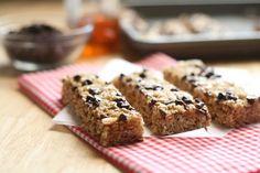 another no bake granola bar