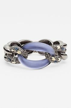 Alexis Bittar 'Lucite® - Neo Bohemian' Link Hinged Bracelet   Nordstrom