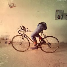 bicycle surreal - Google Search