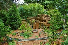 Best Garden Railway Ever (Across the nation) (Mesa Verde) Miniature Gardens, Amazing Gardens, Sony, City Photo