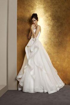 Dazzling Wedding Dresses from Antonio Riva Collection 2015 - Be Modish - Be Modish
