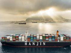 """""""Hanjin's Insolvency Leaves Few Options"""""""