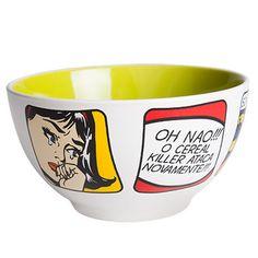 Bowl Pop Cereal - Vou comprar